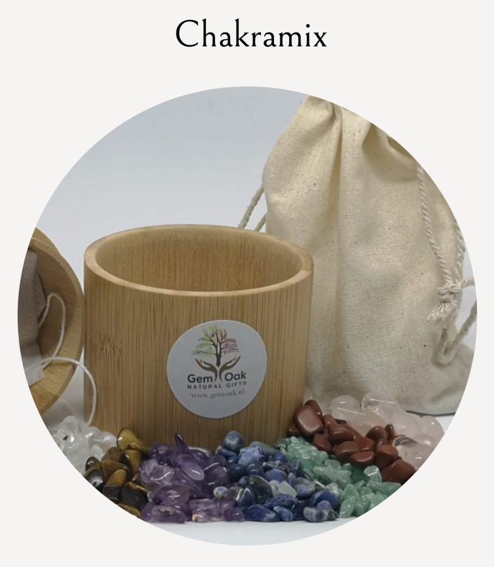 Chakramix rond