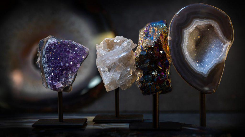 mineralen op standaard
