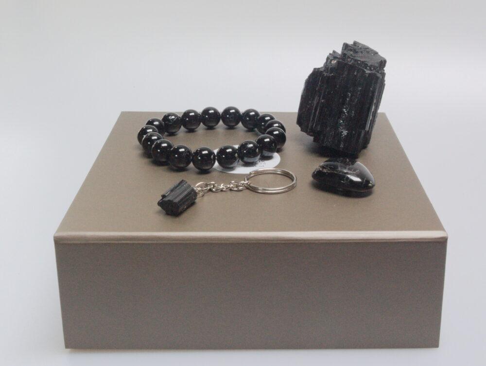 Zwarte Toermalijn geschenkset '5G'